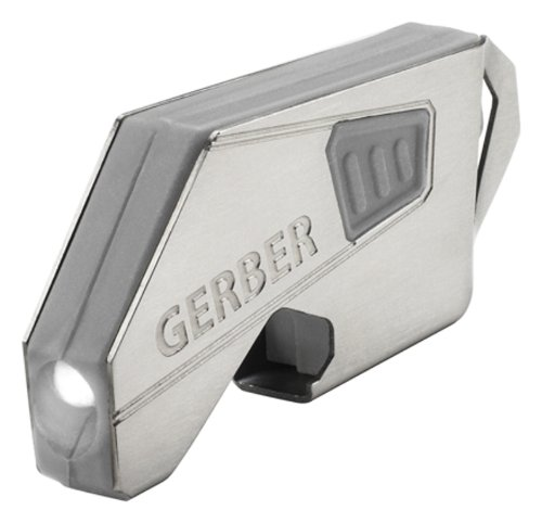 gerber-microbrew-keychain-light-linterna-color-plata-talla-unica
