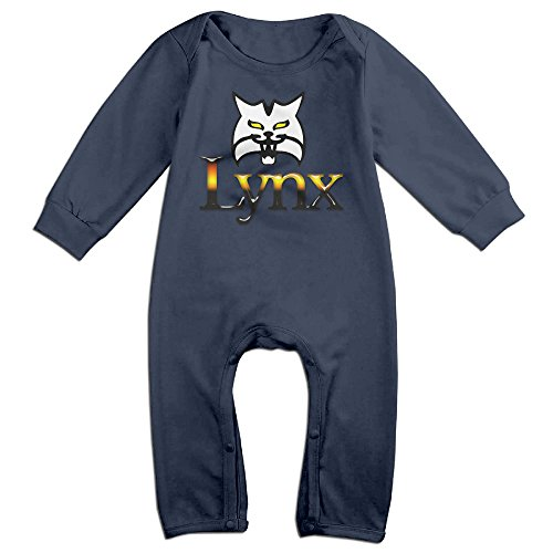 Ahey Boy's & Girl's Lynx Wolf Long Sleeve Climbing Clothes 18 Months (Lil Lynx compare prices)