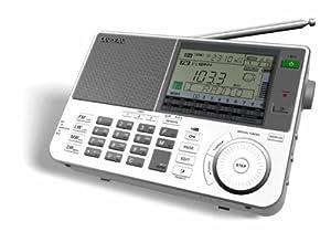 Sangean ATS-909X AM/FM/LW/SW World Band Receiver