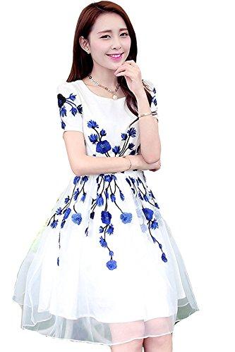 Sky-Global-Womens-Regular-Wear-Kurti-Combo-Pack-of-2SKYKC6019SKY7032BlueSkyKurti7028Nevi-BlueFree-Size