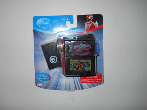 Power Rangers RPM Play Video Viewer - See Rangers Images in Cartridge!