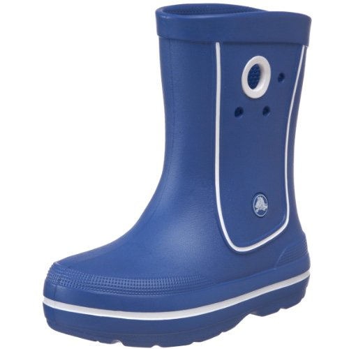 Crocs Youth Kids Crocband Jaunt Wellies Seablue 11018-430-135 3 UK