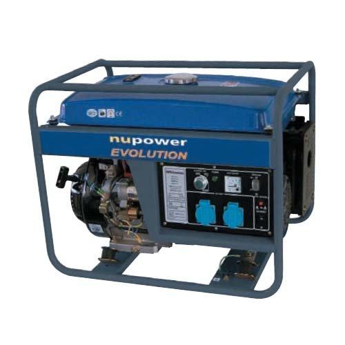 Generatore di corrente gruppo elettrogeno 5.200 Kw 11 HP