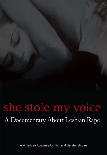 She Stole My Voice DVD Cover