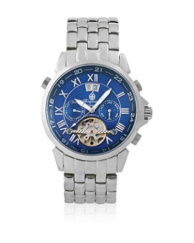Burgmeister Reloj automático 118-131 Azul 42  mm