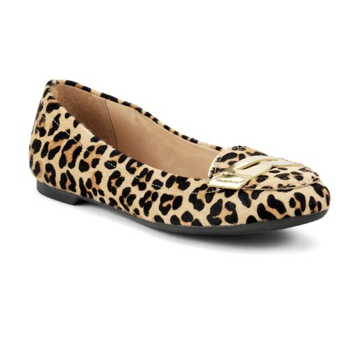 Sperry Top-Sider Women's Leopard Pony Brooks 6 B(M) US