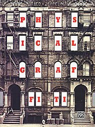 Led Zeppelin -- Physical Graffiti