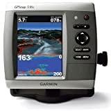 Garmin GPSMAP 536s 5-Inch Waterproof Marine GPS and Chartplotter with Sounder