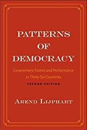 Patterns of Democracy: Government Forms and Performance in Thirty-Six Countries