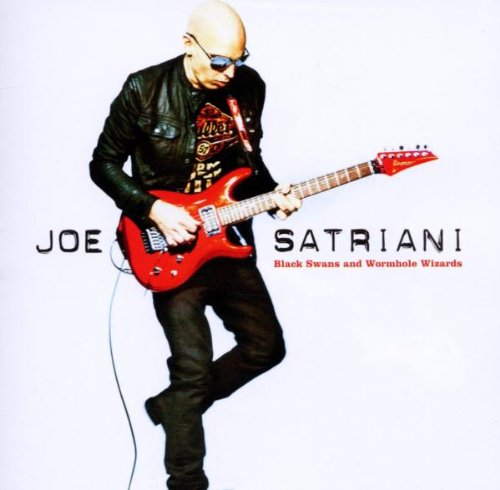 Joe Satriani - Black Swans and Wormhole Wizards - Zortam Music