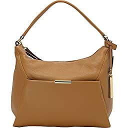 Vince Camuto Shane Shoulder Bag, Rich Auburn, One Size