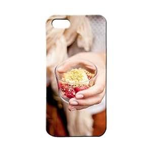 BLUEDIO Designer 3D Printed Back case cover for Apple Iphone 5 / 5S / SE - G1758