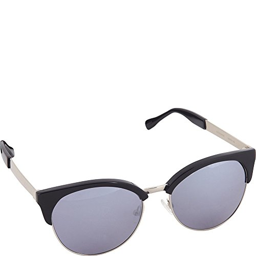 elie-tahari-womens-el229-ox-round-sunglasses-black-silver-56-mm