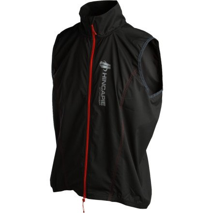 Buy Low Price Hincapie Sportswear Elemental Rain Vest – Men's (B005N6CZ7C)