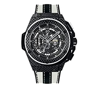 Hublot King Power Juventus Men's Chronograph Limited Edition of 200 pieces - 716.QX.1121.VR.JUV13 from Hublot
