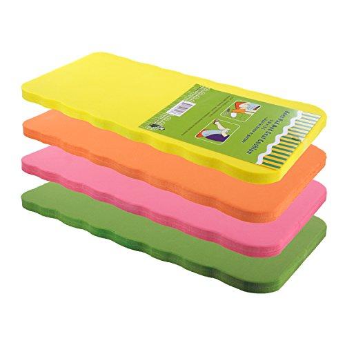 Kneeling Pads Set Of 4 Foam Knee Pads Seat Cushions School Gardening Home Garden front-607960