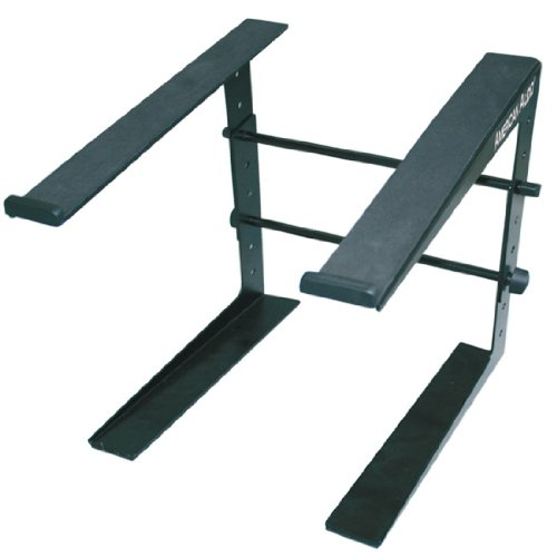 American-Audio-TTS-Table-Tob-Soporte-para-ordenador-porttil-negro