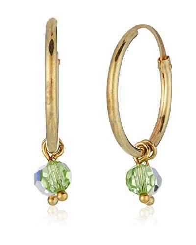Cordoba Jewels Orecchini argento 925 bagnato oro