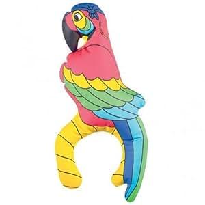 Amscan International Inflatable Pirates Parrot Hawaiian