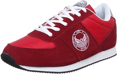 Nothing Lasts Forever 236 250, Damen Sneaker, Rot (rot 503), EU 36