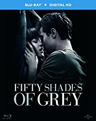 Fifty Shades of Grey [Blu-ray] [2015]