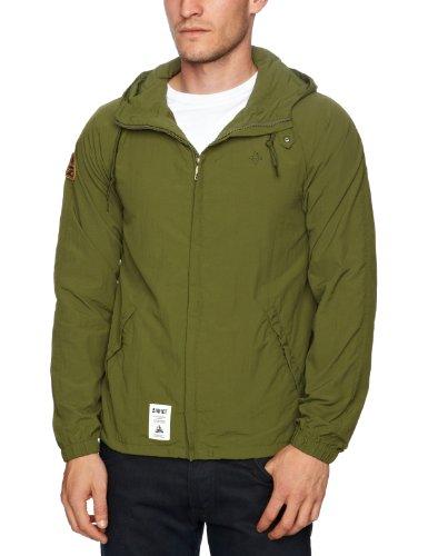 Addict Frontline Men's Jacket Leaf X-Large
