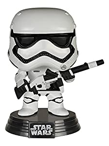 Funko Pop Star Wars: Heavy Artillery First Order Stormtrooper Pop (Amazon Exclusive)