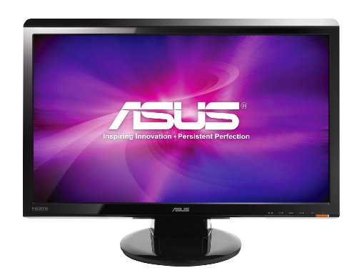 ASUS VH242H 23.6-Inch Widescreen LCD Monitor (Black)