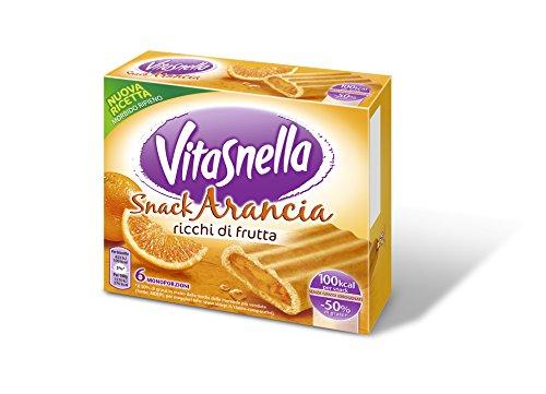 Vitasnella Snack Arancia Gr.162