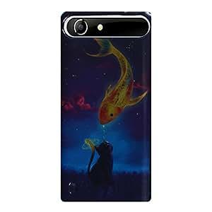 Shopme Printed Designer Back cover_5547_for Intex Aqua View