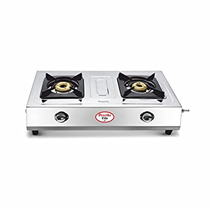 Elda Gas Cooktop (2 Burner)