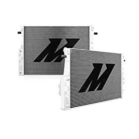 Mishimoto MMRAD-F2D-08 Aluminum Radiator for Ford 6.4L Power Stroke