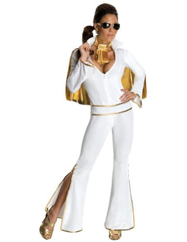 Elvis Female Sm Adult Womens Costume