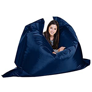 BIG BERTHA ORIGINAL - XL ROYAL BLUE Beanbag - Indoor & Outdoor Bean Bag - GIANT SIZE - GREAT for the Garden by Big Bertha Bean Bags