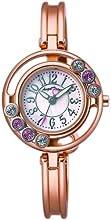 Angel Heart (エンジェルハート) 腕時計 ラブスウィングリプル ピンクシェル WL26PG-M レディース