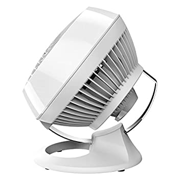 Vornado 460 Compact Whole Room Air Circulator, White