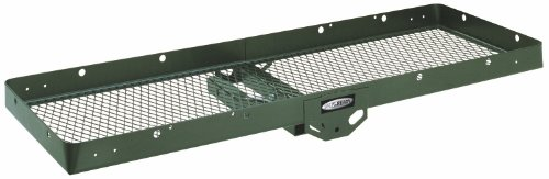Pro-Series 6500 Axis Hitch Mounted Cargo Carrier for 1-1/4