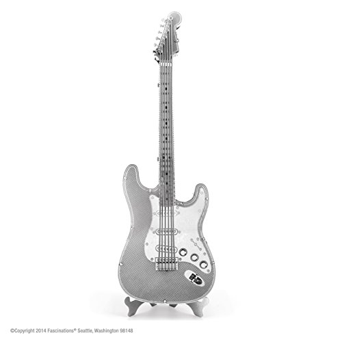 Fascinations Metal Earth 3D Laser Cut Model - Electric Lead Guitar
