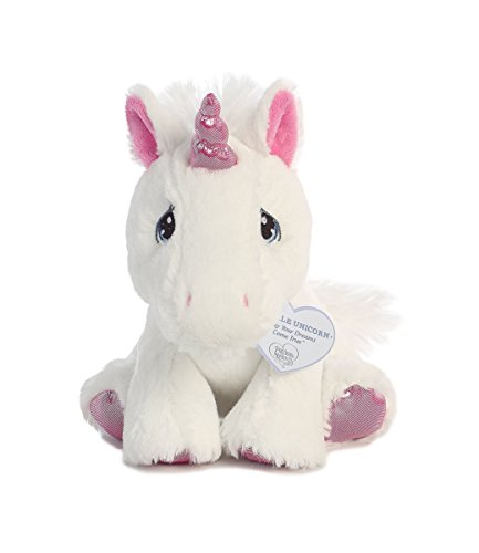 Sparkle-Unicorn-8-inch-Baby-Stuffed-Animal-by-Precious-Moments-15713
