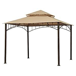 Amazon.com : Garden Winds Madaga Gazebo Replacement Canopy