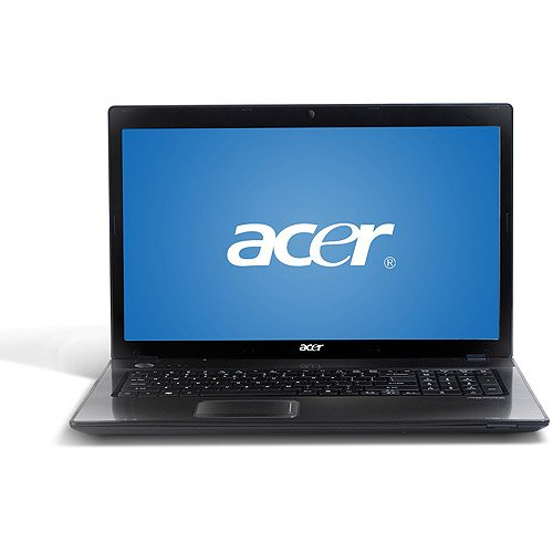 Acer Aspire 7741Z-4433 PDC 2.13GHz 4GB 320GB DVDRW 17.3'' Win7HP