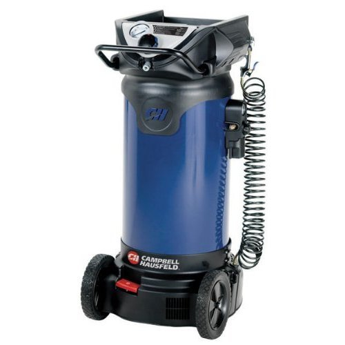 Price Campbell Hausfeld Reconditioned Flat Top Vertical Air Compressor