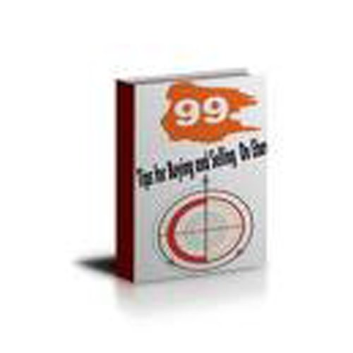 99 Tips for Buying and Selling on eBay: 99 Tips for eBay Buyers and Sellers is a digest of some of the best tips, tricks and secrets used by veteran eBay buyers and sellers.