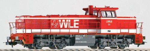 Piko 59484 WLE G1206 Diesel Locomotive VI