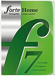 Forte 7 Home - Music Composition Software