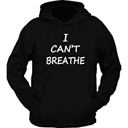 I Can't Breathe Protest Police Hoodie