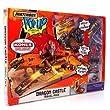 Matchbox Pop Up Adventure Set Dragon Castle Travel Pack
