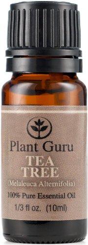 Tea Tree (Melaleuca) Essential Oil. 10 Ml. 100% Pure, Undiluted, Therapeutic Grade.