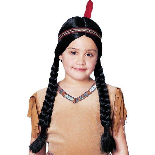 Lil P (Sacajawea Indian Costume)