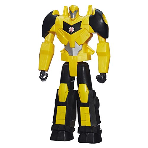 Transformers Robots in Disguise Titan Heroes Bumblebee Figure, 12""